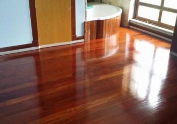 Rehabilitación de suelos de madera